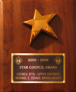 Star Council Award, 2006